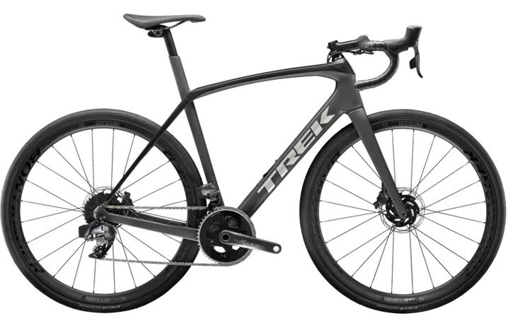 Bike test - TREK DOMANE SL 7 E-TAP - 2020