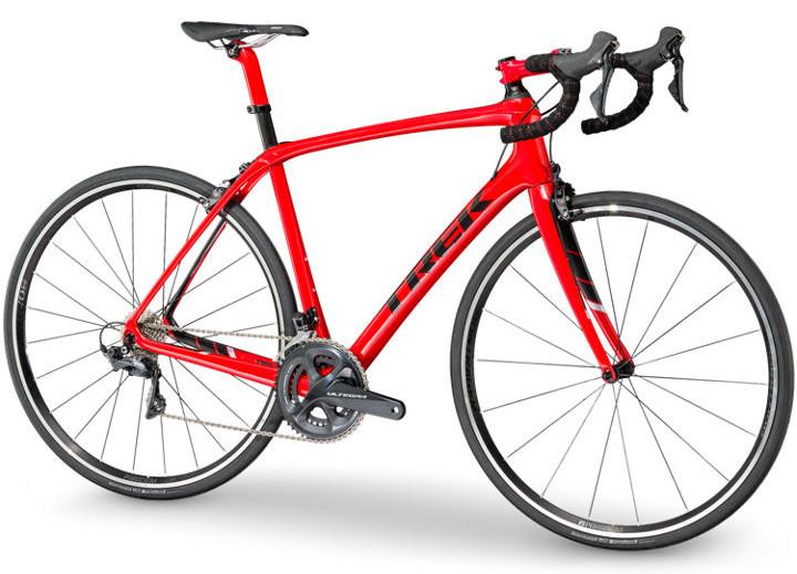 bike test trek domane sl 6 2018 cicli giorgio bike. Black Bedroom Furniture Sets. Home Design Ideas