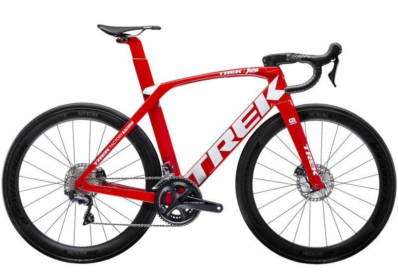 Bike test - TREK MADONE SLR 6 DISC - 2019