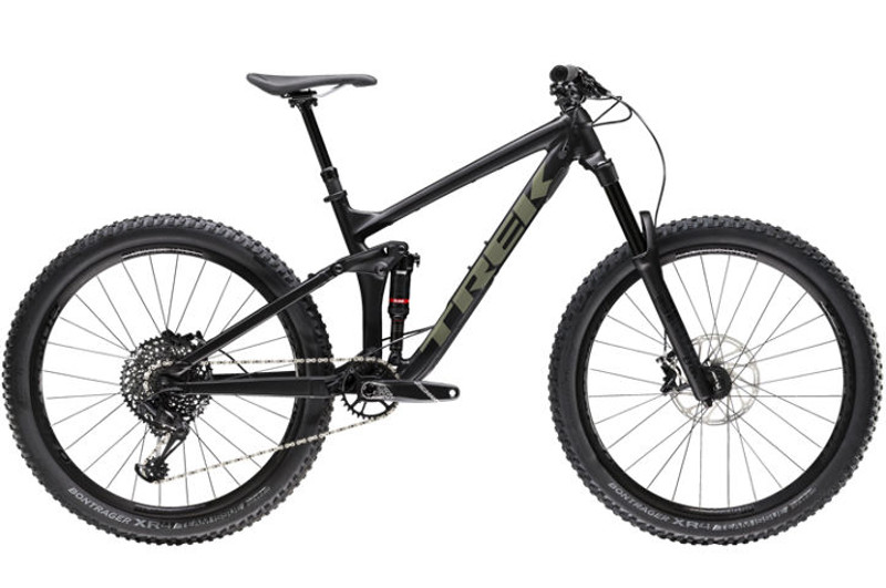 Bike test - TREK REMEDY 8 - 27,5 - 2019
