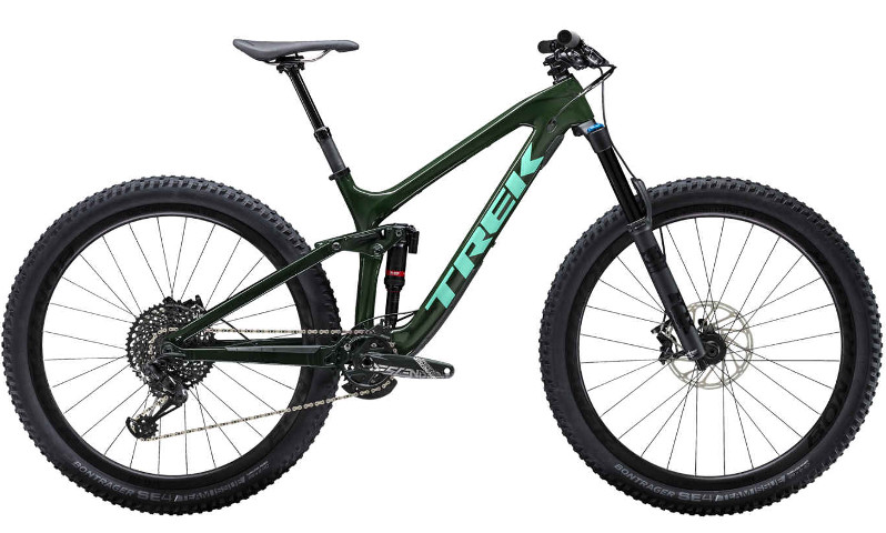 Bike test - TREK SLASH 9.8 - 2019