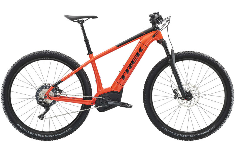 Bike test - TREK POWERFLY 7 - 2019